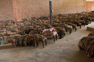 Rwanda genocide clothes